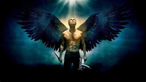 The Walking Dead Hd Paul Bettany As Archangel Michael In Legion