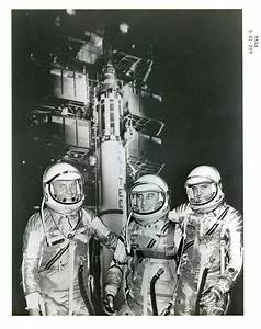 Vintage NASA Mercury Space Program Photos