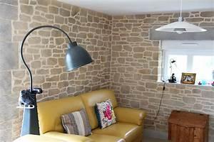 Fausse Pierre Murale Intérieur : d coration int rieure imitation pierre ~ Preciouscoupons.com Idées de Décoration