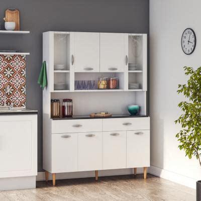 kit mueble cocina xx cm blanco parana
