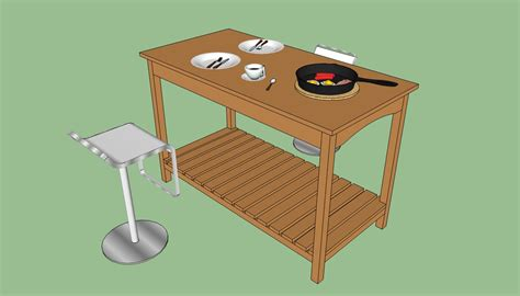 how to build a kitchen island how to build how to build wood kitchen island pdf plans