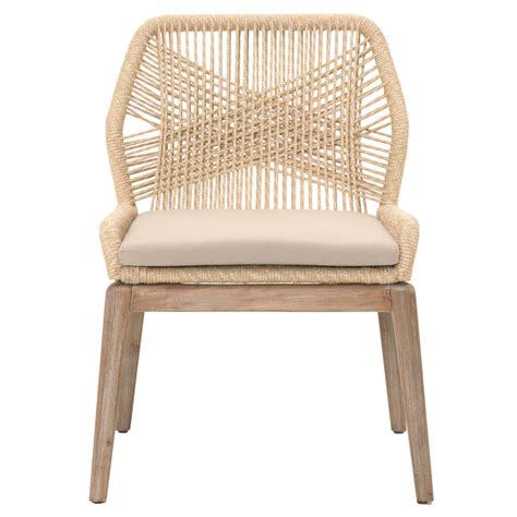 rattan bedroom furniture wicker bloom platinum dining chair set of 2