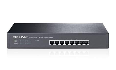 brand new tp link tl sg1008d 8 port ethernet gigabit