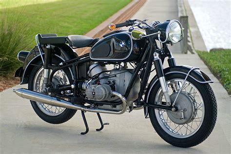 Motorcycle 1960-69 R 50 S Black Motorcycles