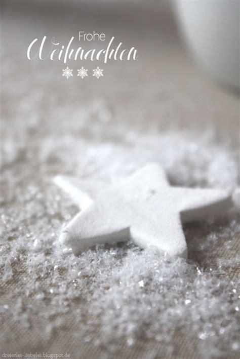 Frohe Weihnachten!  Dreierlei Liebelei