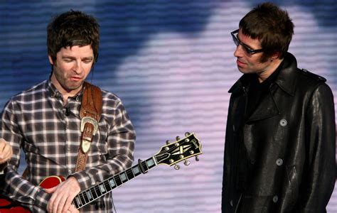 Liam Gallagher Explains Why He Sent Noel A Birthday Tweet