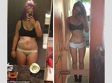 Geordie Shore's Holly Hagan showcases her dramatic weight