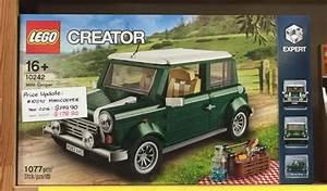 Lego Mini Cooper : brickfinder lego mini cooper mk vii price hike singapore ~ Melissatoandfro.com Idées de Décoration
