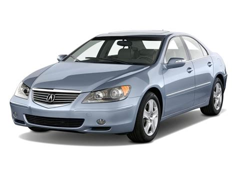 acura rl review ratings specs prices