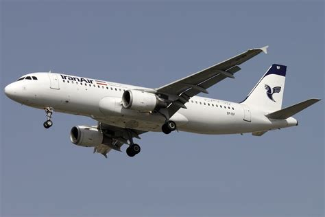 Iran Air's A320s Now Allowed in Europe - Aviation Iran