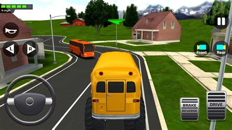 super high school bus driving simulator    android apk