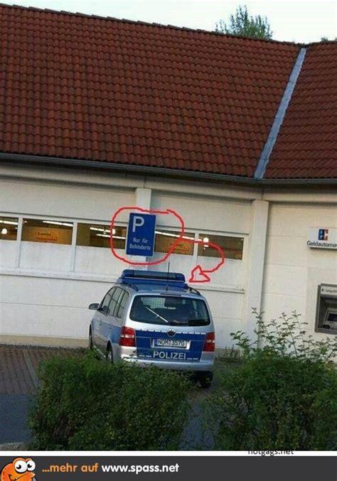 polizeiliche behinderung lustige bilder auf spassnet