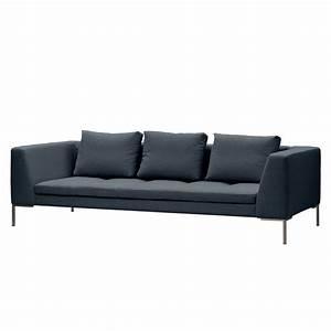 Sofa 3 Sitzer Günstig : sofa madison 3 sitzer webstoff stoff anda ii grau studio copenhagen sofas g nstig kaufen ~ Bigdaddyawards.com Haus und Dekorationen