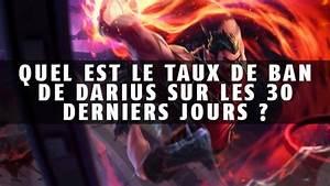 On Est Quel Jour : league of legends quel est le taux de ban de darius sur ~ Melissatoandfro.com Idées de Décoration