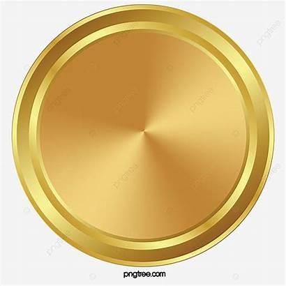 Circle Golden Clipart Psd Transparent