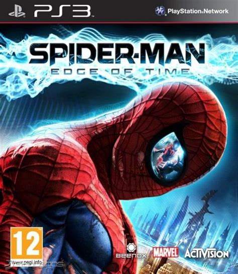 spider man edge  time  ps djuegos
