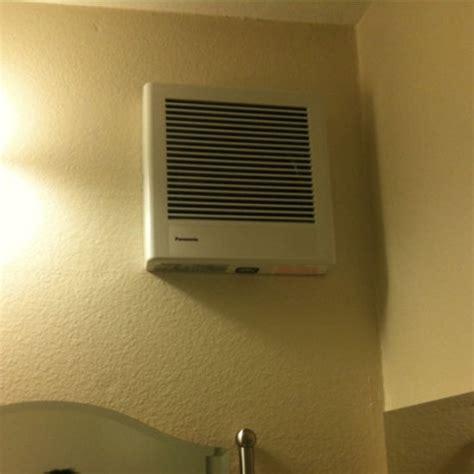 utility fans whisper wall mounted bathroom fan