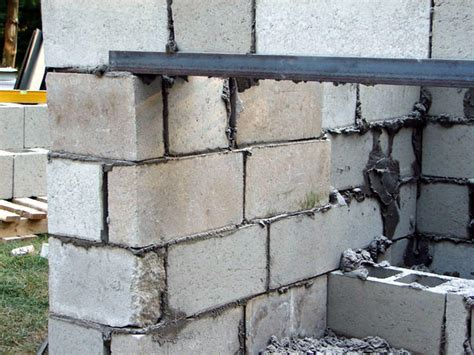 How To Build An Outdoor Fireplace Using Cinder Blocks
