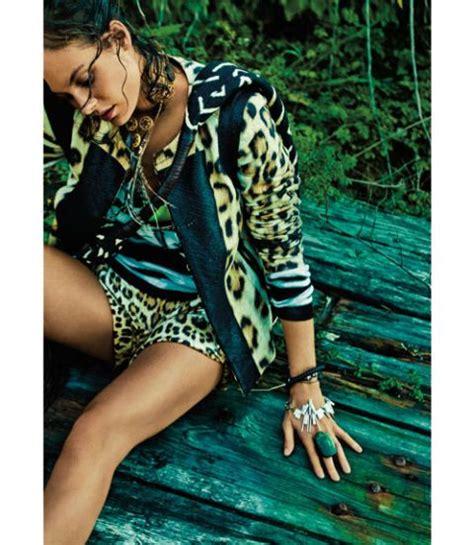 Resortwear with a Tribal Twist - Safari Inspired Spring ...