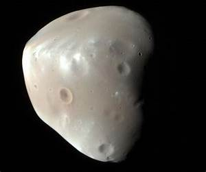 Mars' Moon Deimos - Universe Today