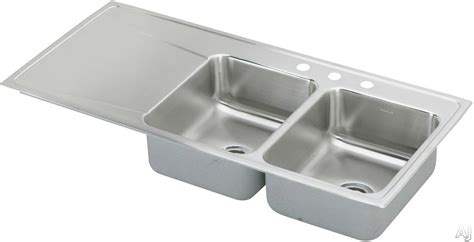 double sink with drainboard image disclaimer