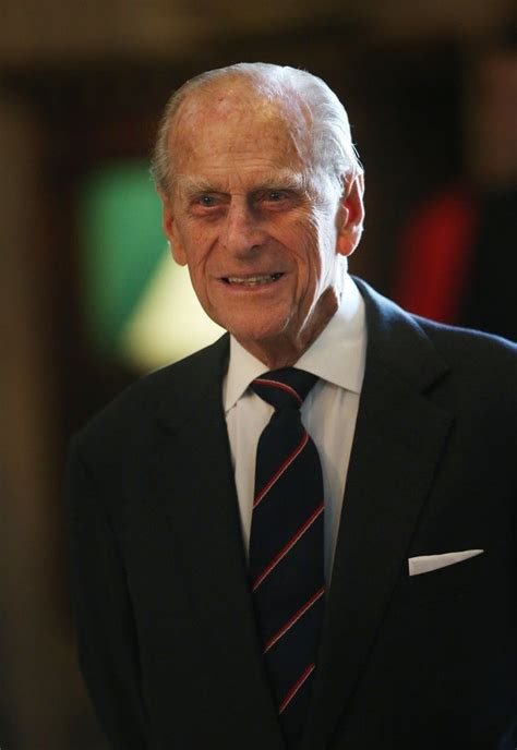 Prince Philip Photos Photos: Service of Dedication to ...