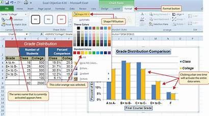 Series Excel Label Data Labels Tab Worksheet