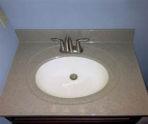 Recessed Oval Bowl