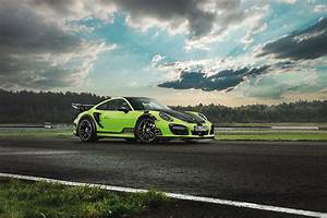Techart 911 GTstreet R 911 Turbo Tuned To 710bhp Evo