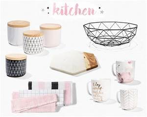 The new homewares at kmart