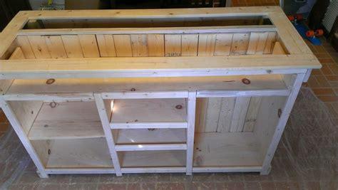 ana white farmhouse kitchen island diy projects