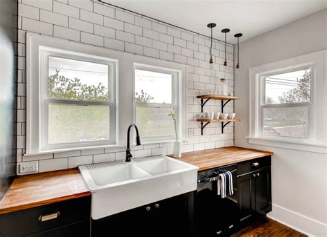 farmhouse sink kitchen trends 12 ideas you might