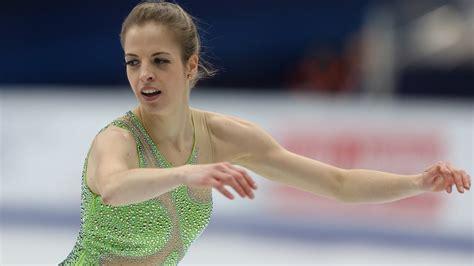 Veteran skater Carolina Kostner still young at heart for ...