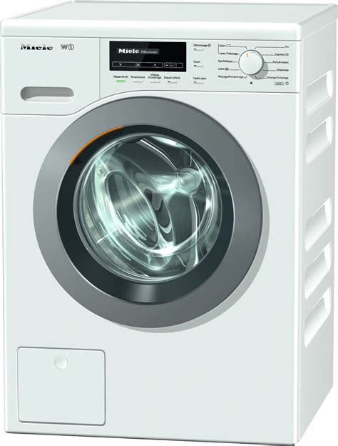 lave linge frontal miele lave linge chargement frontal