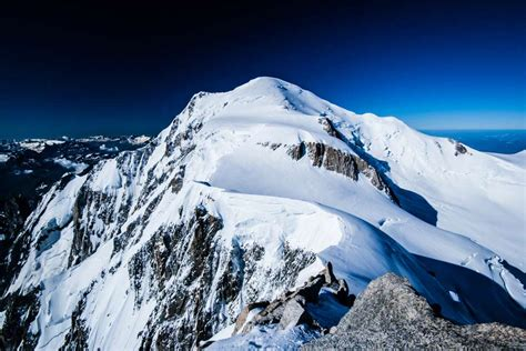 8 mont blanc tnt mont blanc jak wejść na dach europy