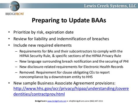 Your Hipaa Omnibus Rule Compliance Checklist