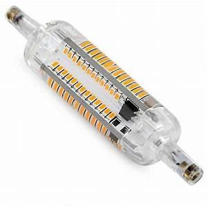 Ampoule Led R7s 50w : ampoule 152 led 4014 r7s 118mm 10 watts format tube 360 ~ Edinachiropracticcenter.com Idées de Décoration