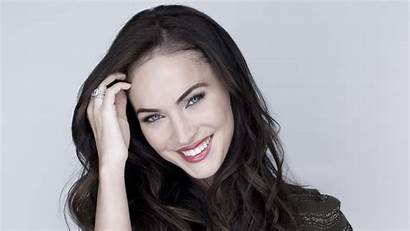 Megan Fox Wallpapers Desktop Smiling Backgrounds Parts