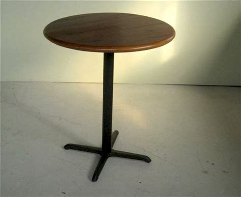 round high top table high top round farm table ecustomfinishes