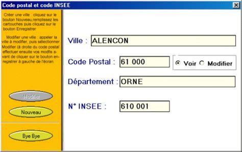 code postal code de la route gratuit