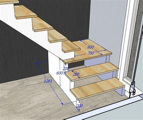 photo 1 4 tournant bas avec palier au lieu de marche tournantes escalier ardennes 8
