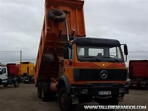 Volquete  Dumper Mercedes 2635