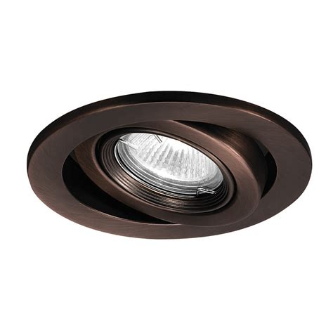 wac lighting hr 8417 4 inch gimbal ring low voltage trim