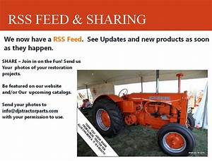 Quality Allis Chalmers Tractor Parts