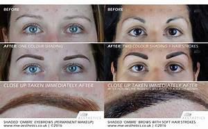 Permanent Makeup Ombre Brows TUTORIAL