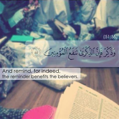 remind    reminder benefits  believers