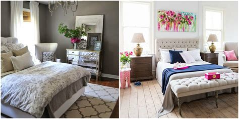 modern glam master bedroom makeover orc week