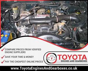 Buy The Cheapest 2l Te 2 4 Engine For Toyota Hilux Surf