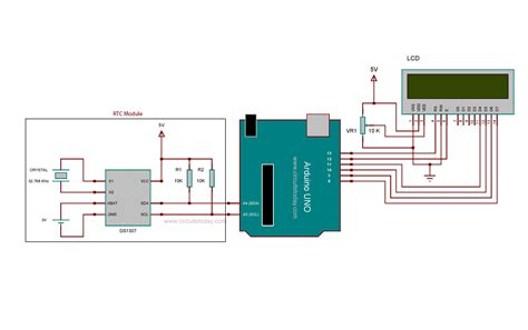 Arduino Real Time Clock Using Rtc Module