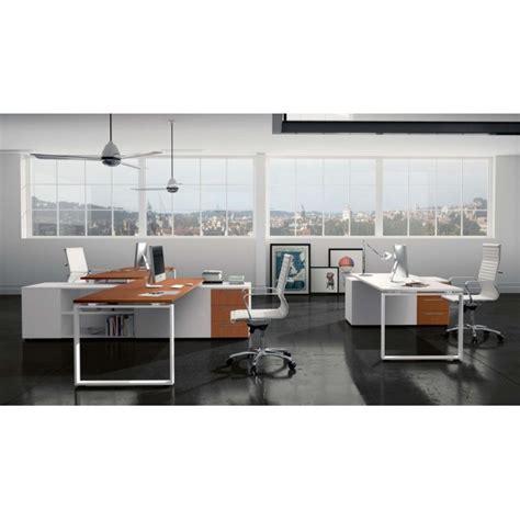 bureau loft bureau en verre sur crédence ouverte loft s26